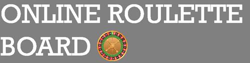 Online Roulette Board